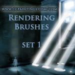 CGPaintings Rendering Brushes