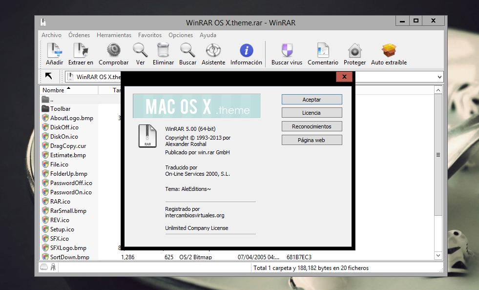 winrar for mac