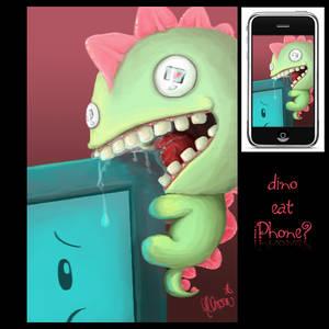 Dino Eat iPhone