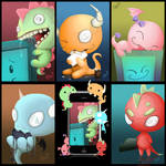 Dino Eat iPhone - All