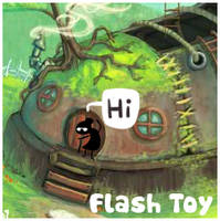 Flash Toy - Shoe by AngryPotato