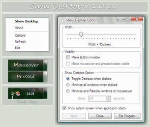 Show Desktop 1.020