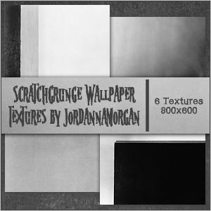 ScratchGrunge Wallpaper Set by jordannamorgan