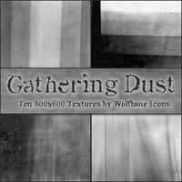 Gathering Dust Textures by jordannamorgan