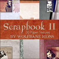 Scrapbook II Icon Textures by jordannamorgan