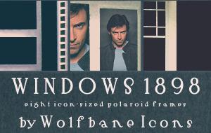 Windows 1898 Icon Textures by jordannamorgan