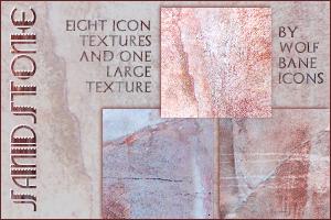 Sandstone Icon Textures by jordannamorgan