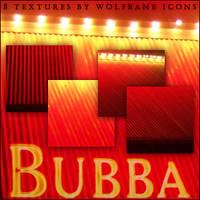 Bubba Icon Textures by jordannamorgan