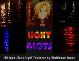 Light Glots Icon Textures by jordannamorgan