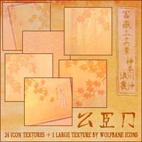 Zen Icon Textures + Large Texture by jordannamorgan