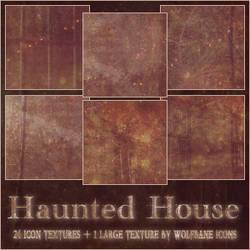 Haunted House Texture Set