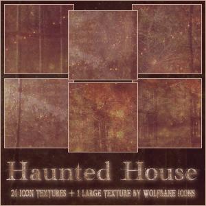 Haunted House Texture Set by jordannamorgan