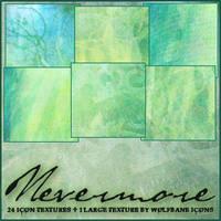 Nevermore Texture Set by jordannamorgan