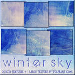 Winter Sky Texture Set