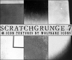 Scratchgrunge 7 Icon Textures by jordannamorgan