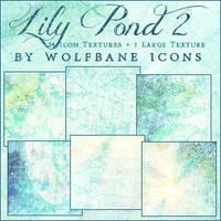 Lily Pond 2 Textures by jordannamorgan