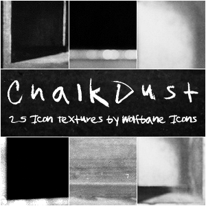 ChalkDust Icon Textures by jordannamorgan