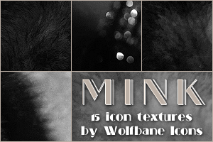 Mink Icon Textures by jordannamorgan