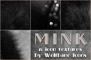 Mink Icon Textures by jordannamorgan