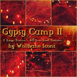 Gypsy Camp 2 Texture Set by jordannamorgan