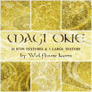 Magi 1 Texture Set by jordannamorgan