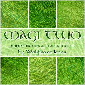 Magi 2 Texture Set by jordannamorgan