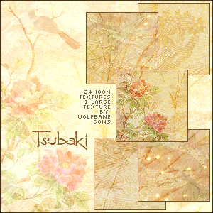 Tsubaki Texture Set by jordannamorgan