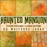 Haunted Mansion Texture Set