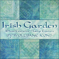 Irish Garden Texture Set