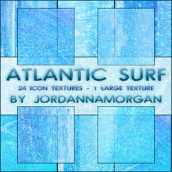 Atlantic Surf Texture Set