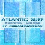 Atlantic Surf Texture Set by jordannamorgan