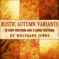 Rustic Autumn Variants