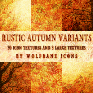 Rustic Autumn Variants by jordannamorgan