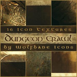 Dungeon Crawl Icon Textures by jordannamorgan on DeviantArt