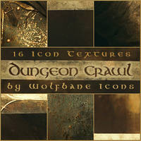 Dungeon Crawl Icon Textures