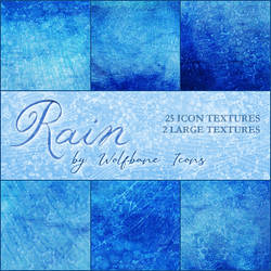 Rain Texture Set
