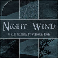 Night Wind Icon Textures