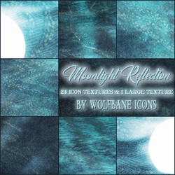 Moonlight Reflection Texture Set