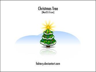 Christmas Tree by faktory