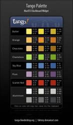 Tango Palette by faktory