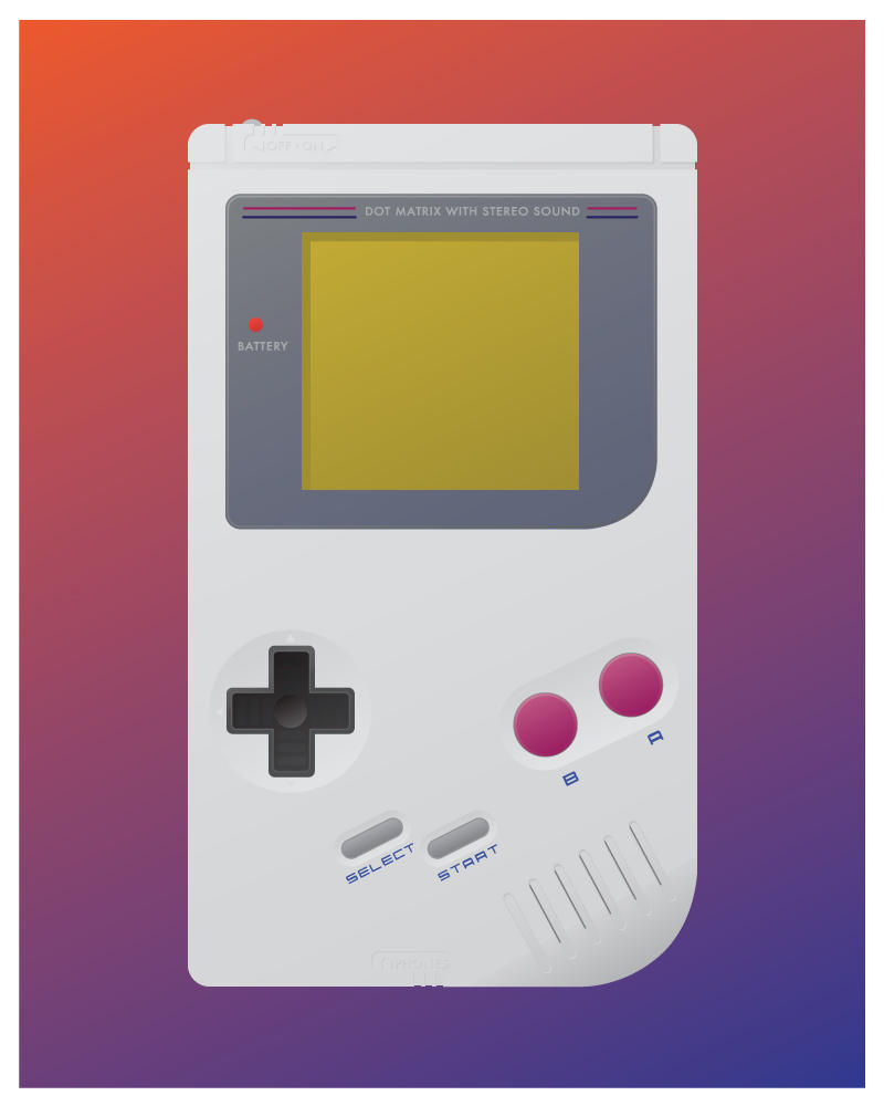 Vector Game Toy by ZombiePoppa