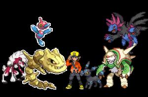 My team by ArticSteelz