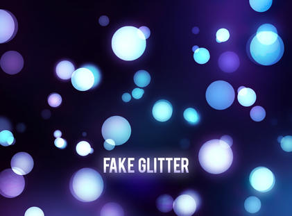 Fake Glitter