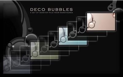 Deco Bubbles Desktop Pictures