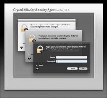 Crystal NIBs for SecurityAgent