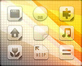 Crystal Albook Icons by marsmuse