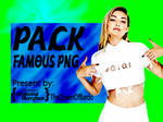 PACK FAMOUS PNG