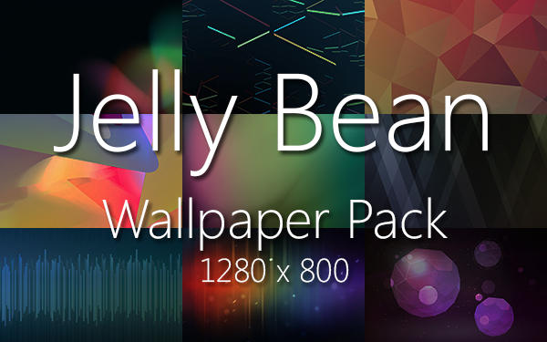 Jelly Bean Wallpaper Pack by CodyMacriJelly Bean 4.1 Wallpaper