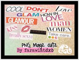 Magz cuts PNG by Farawlat-dxb