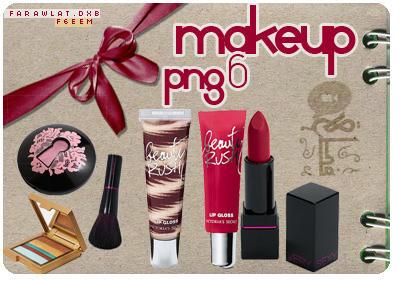 MakeUP PNG F6eeM by Farawlat-dxb